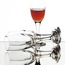 Wine Glass by Mukesh Srivastava
