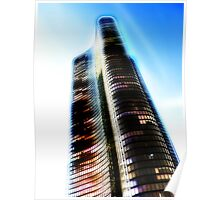 lake point tower, chicago Poster