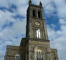 St Pauls Church  Honiton  Devon by lynn carter