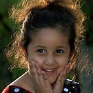 CHUBBY CHEEKS by RakeshSyal
