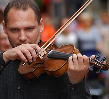The Slovak Dulcimer Ensemble  by Declan Carr