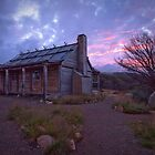Craigs Hut Sunset by ImagesbyDi