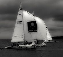 Match Racing #2 by Kofoed