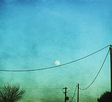 playful(l) moon by Daphne Kotsiani