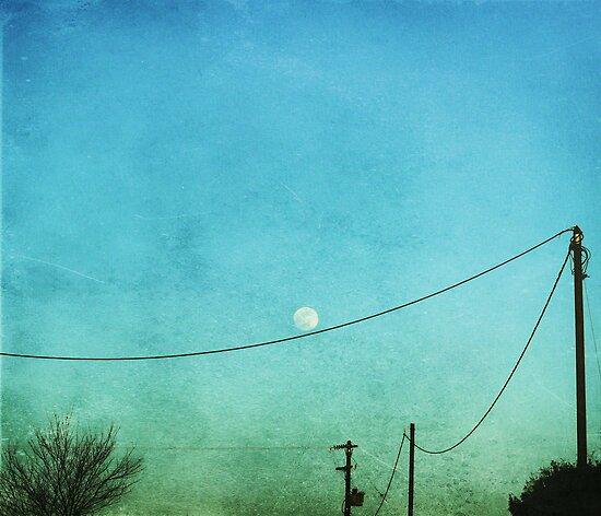 playful(l) moon by Daphne Kotsiani