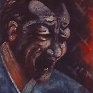 Mourning - #2 (Colour) by DreddArt