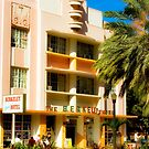 beverly shore hotel, south beach, florida by brian gregory