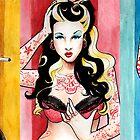 Inked up Dolls by MissCarissaRose