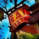 eat here by brian gregory