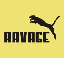 Ravage by Jack Burton