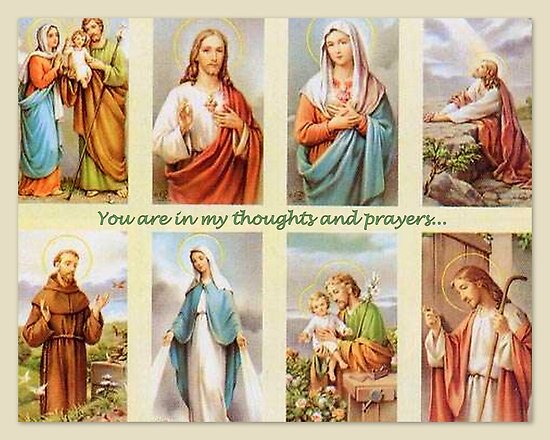 Quot You Are In My Thoughts And Prayers Featured In Reaching