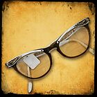 Flea Market Eyeglasses by Robert Baker