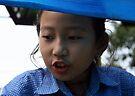 The Girl in Blue by Vivek Bakshi