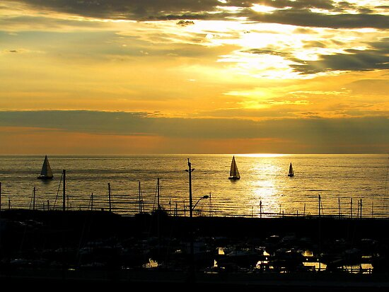 Here Comes The Sun by Greta  McLaughlin