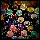 Crayons by Robert Baker