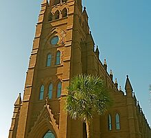 Catherdral of St. John the Baptist, Charleston by Gordon Taylor