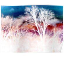 wild trees Poster