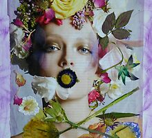 Flower Girl by Caren