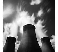 Drax power station 1 Photographic Print