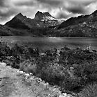 Cradle Mountain B&W - Tasmania, Australia by peterperfect