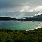 Squeaky Beach,Wilsons Prom by Joe Mortelliti