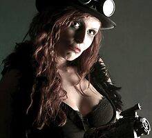 Steampunk XXV by ARTistCyberello
