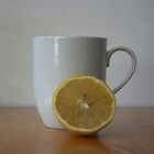 Lemon Cup by Daniel Pritchard