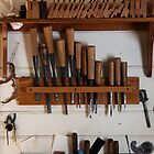 Hand Tools by Timothy Gass
