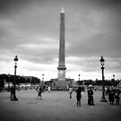 Obelisque @ Place de Concorde by TimothyMonson