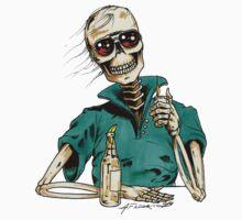 Bonified Bartender by muralman
