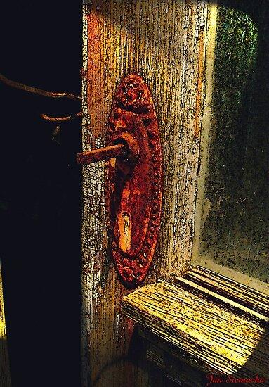 What's Beyond The Door ? by Jan Siemucha