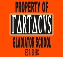 Fartacus Gladiator School by zzzeeepsdesigns