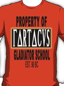 Fartacus Gladiator School T-Shirt