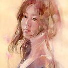 She 5  ...「YUKATA」浴衣 by vasenoir