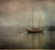 Afloat on the Morning Fog by Glenn Gilbert