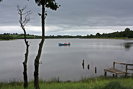 Three Men In Boat by Julesrules