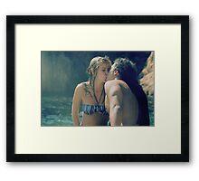 vacation II Framed Print