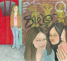 Mean girls by Amanda Crawford