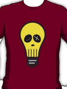 Bulb Skull T-Shirt