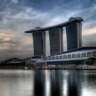 Marina Sands - Singapore by Jason Pang, FAPS FADPA