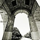 Arches Unbalanced by Gideon van Zyl