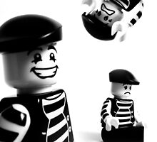 Mr. Mime by HRLambert