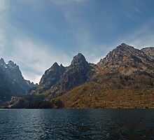 Jenny Lake by algill