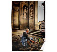 Artist of Firenze Poster