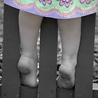 Tippy Toe Toddler by soniarene