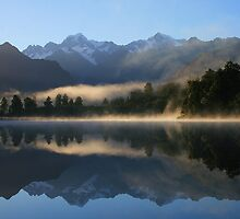 """misty matheson""   fox glacier, south westland nz by rina  thompson"