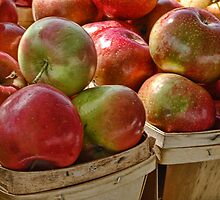 Market Apples by cherylc1