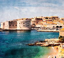 Pearl Of The Adriatic by Paulo Nuno