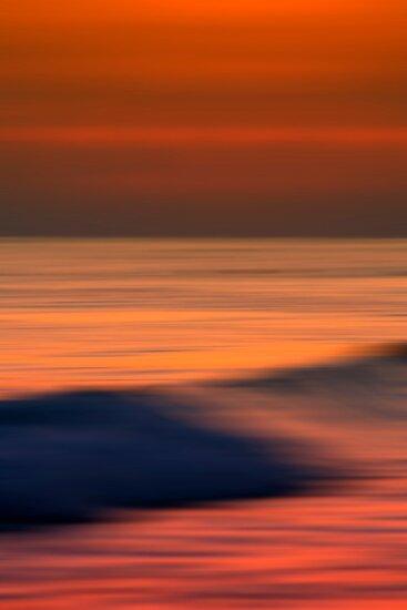 Sunrise in Rethymno by Andrey Kudinov