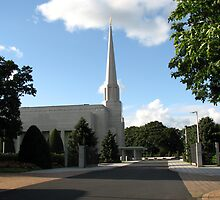 Haven of Peace - The Preston England Temple by BlueMoonRose